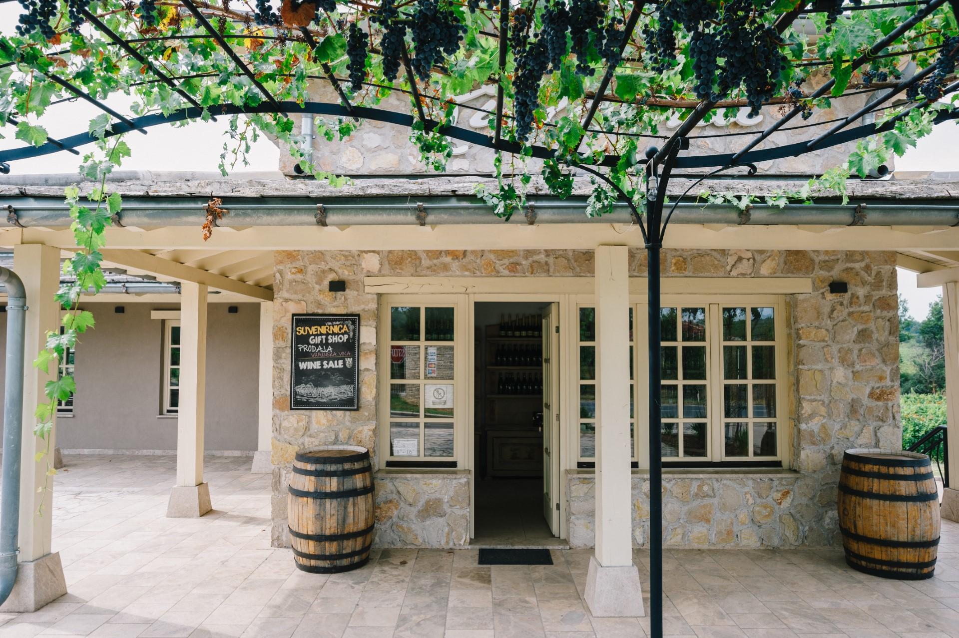 Turizam vina zadro kušaona naslovna